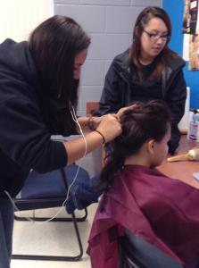 Picture number 18 from the photo album called Cosmetology