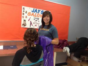 Picture number 42 from the photo album called Cosmetology